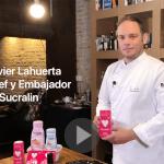 Receta de Xavier Lahuerta para MadeinSpain.store: Crema de Zanahorias al Sucralin