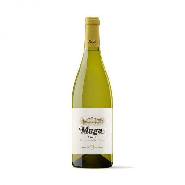 Muga Blanco 2020, vino blanco