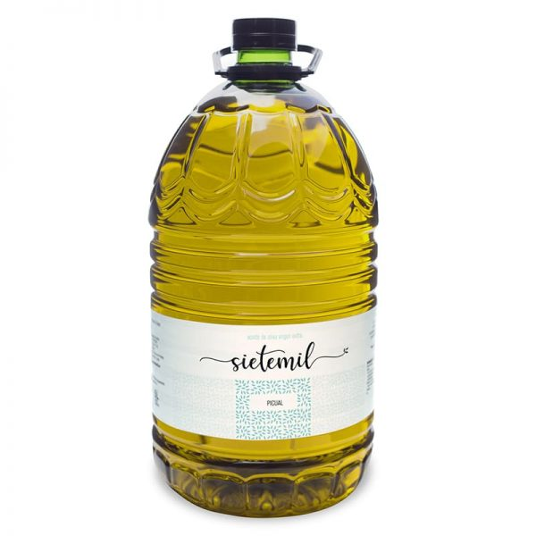 Sietemil Tradicional, Aceite de Oliva Virgen Extra, 5,0 L