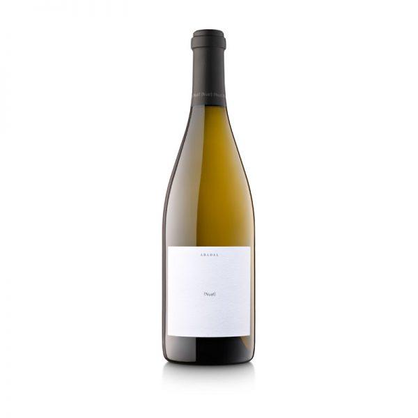 Abadal Nuat, 2017, vino blanco