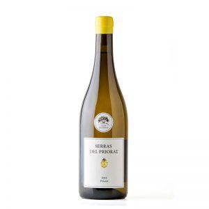 Serras del Priorat 2020 vino blanco