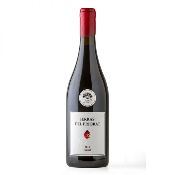 Serras del Priorat 2019 vino tinto