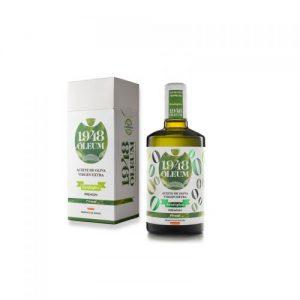 1948 Oleum Aceite de Oliva Virgen Extra, Picual, ecológico