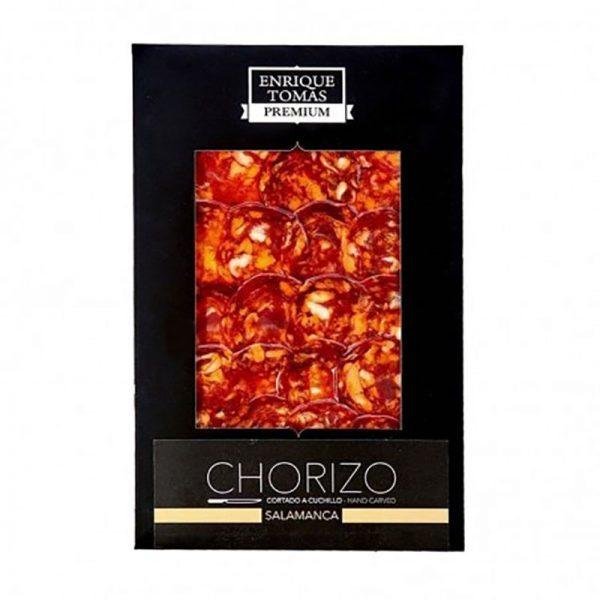 Chorizo de Bellota 100% Ibérico Suave. Enrique Tomás
