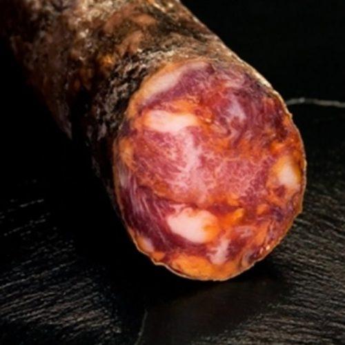 Chorizo Vela 100% Ibérico de Bellota. Ibéricos Maldonado