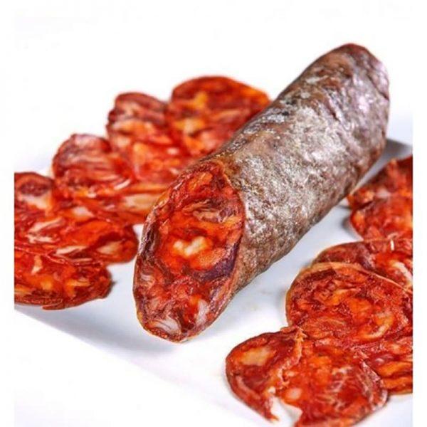 Chorizo Ibérico de Bellota. Enrique Tomás