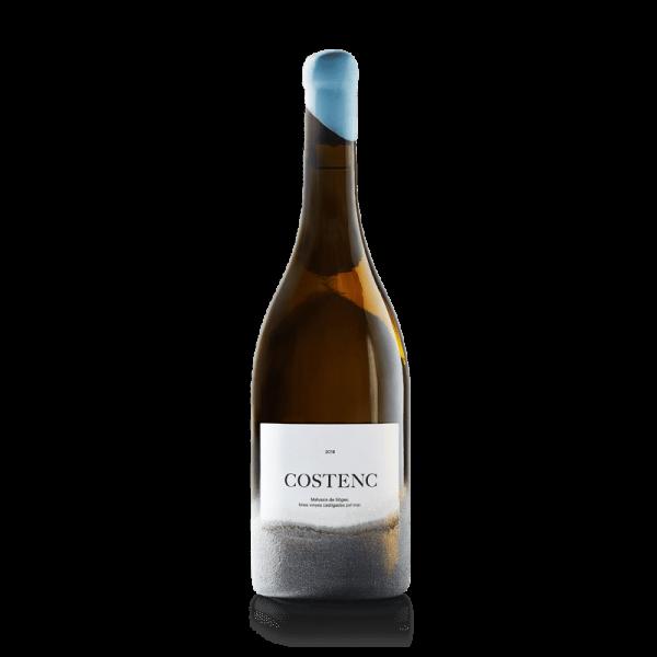 Costenc 100%Vino Blanco Malvasía de Sitges Ecológico