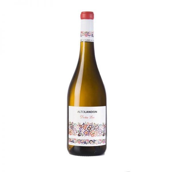 Doña Leo, 2019, vino blanco