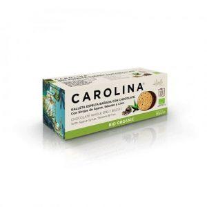 Galleta Espelta bañada con Chocolate