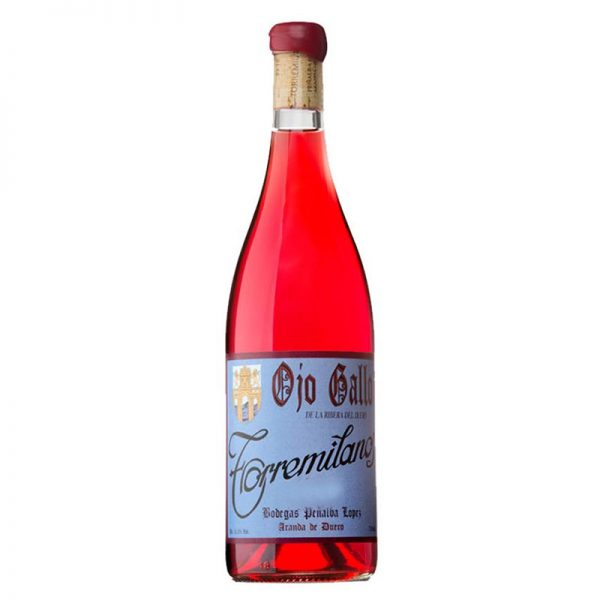 Ojo Gallo, Torremilanos 2017, vino rosado