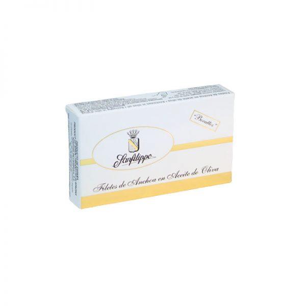 Filetes de Anchoa en aceite de oliva (9/10 lomos)
