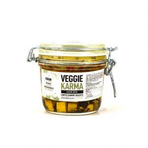 Lover Dose en aceite, con tomates secos y tomillo (queso) karmage fermentado vegano