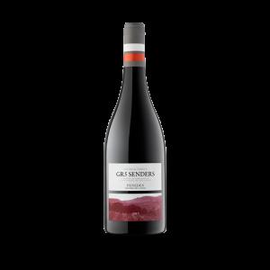 GR 5 Senders vino tinto, biodinámico, vegano