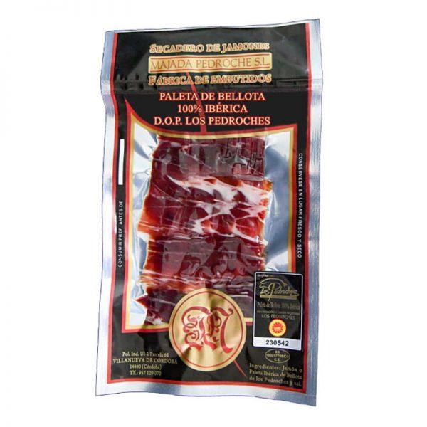 Paleta de jamón 100% ibérico Majada Pedroche